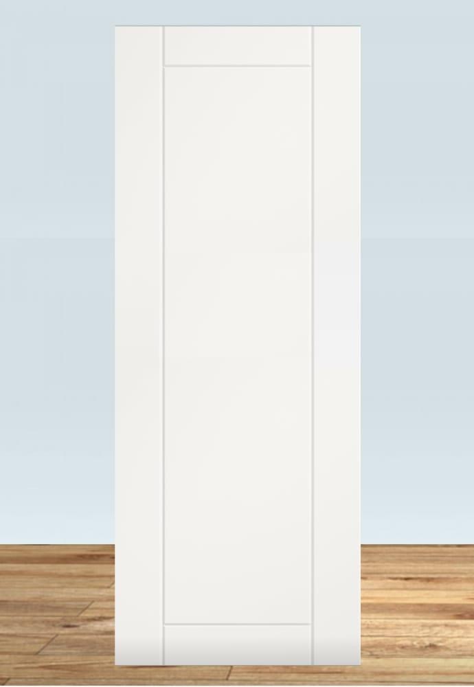 lined wardrobe doors