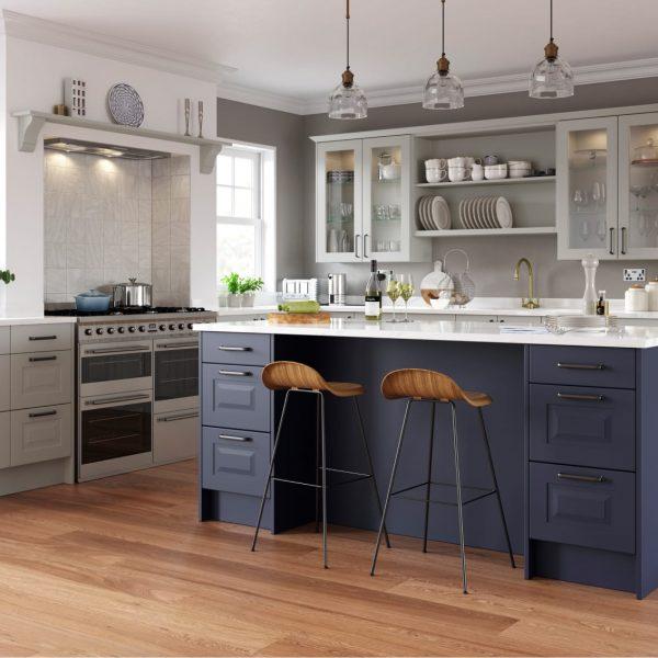 raised panel doors for kitchens